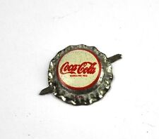 Coca-Cola Coke miniatura Tapa de Botella EE.UU. mini Cap - con Sello corcho
