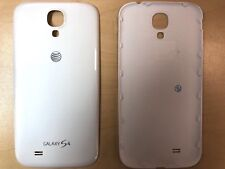 2X NEW OEM Samsung Galaxy S4 AT&T i337 Battery Back Rear Door Cover White