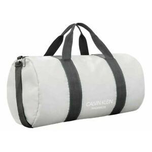 CALVIN KLEIN Fragrances  Barrel Gym Weekend Holiday Work Bag