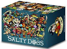 SALTY DOGS  card game  Base Game    tabletop game  SIMON BISLEY  NEW!