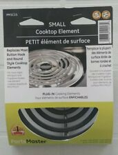 """PARTS MASTER Small 6"""" replaces most button hook & round style cooktop elements"""