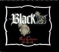 BLACK XS ROCK COLLECTION THE BEST OF - CD COMPILATION NEUF ET SOUS CELLO