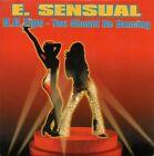 E. Sensual CD Single B.G. Tips - You Should Be Dancing - France (VG+/VG+)