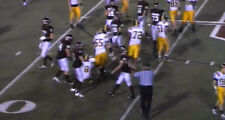 Osage Indians vs Fulton Hornets High School Game of the Week #1 Football DVD