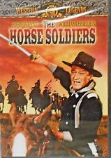 The Horse Soldiers 1959 DVD JOHN WAYNE William Holden Western Legends