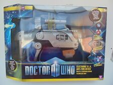 DOCTOR WHO Q.L.A. Anti Time Device Tested & Working Dr BBC Dalek Cyberman Used