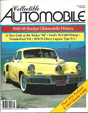 Collectible Automobile Magazine July 1985 Vol 2 - No 2
