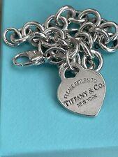 Bracciale Tiffany e Co Bracelet Originale heart tag classico
