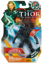 "Marvel Universe THOR Movie figures DESTROYER 3.75"" figure RARE Avengers"