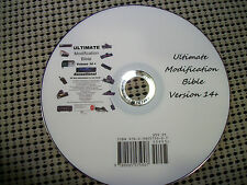 """Ultimate Modification Bible 14+ Cb And Ham Mods """"Interactive Dvd"""" With Videos"""