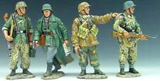 KING & COUNTRY WW2 GERMAN ARMY WS050 FOOT PATROL MIB