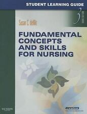 Student Learning Guide for Fundamental Concepts and Skills for Nursing, 3e, Susa