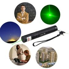 10mile Adjustable 1mw Pen 532nm Green Laser Pointer Powerful Visible Beam Light