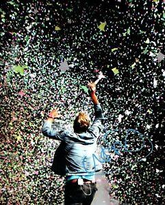 Chris Martin Coldplay Signed 8x10 Music Photo AFTAL/UACC RD