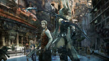 Video Game  Final Fantasy XII Silk Poster Wallpaper 24 X 13 inch