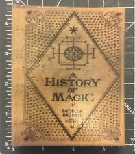 Harry Potter's School Book - History of Magic **Handcrafted**