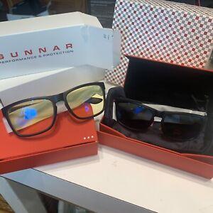 Gunnar Optiks Computer Glasses & Sunglasses - Intercept Holiday Bundle, 2 Pairs