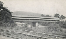Russell PA * Covered Bridge Torn Down in 1937 * Warren Co.