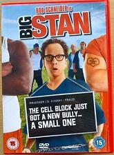 Big Stan DVD 2007 Prison Film Comedy Film Movie starring Rob Schneider
