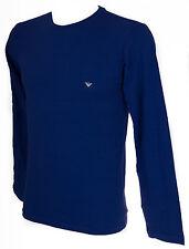 T-shirt maglia uomo EMPORIO ARMANI a.111287 5A595 taglia XL col.04833 ROYAL BLUE