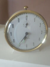 Smiths Timecal 1950/60s Retro wind up alarm clock good working condition