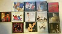 15 Various Artists Music CDs Lot Christmas Carols Holiday Country Instrumental
