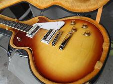 Super Rare !! Vintage 1975 Ibanez Custom Vine Inlay Les Paul Electric Guitar