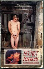 Patrick, John [editor]: Secret Passions: A New Collection of Erotic Tales First