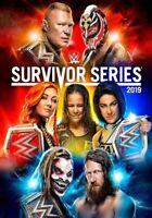 WWE: Survivor Series 2019 (DVD,2019)