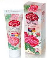 Natural Rose Anti-aging Hand Cream - Retinol,Q10, Natural Rose Water 75ml/2.64OZ