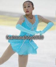 Elegance Figure Ice Skating Dress/Dance Dress Baton Twirling Competition xx220