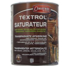 (15,4€/L)Owatrol Textrol farblos 5L, transparenter Wetterschutz