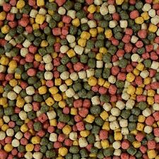 Koifutter Mix 5 kg *4 Sorten Multi Mix* Spirulina Weizenkeime, Pelletgröße 6mm