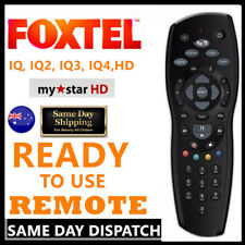 FOXTEL PAYTV READY TO USE REMOTE Replacement For FOXTEL MYSTAR HD & PAYTVS