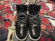 NIKE SF AF1 BLACK WORK BOOT PREMIUM LEATHER SZ 11