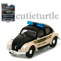Greenlight Volkswagen Beetle Classic Tennssee State Tropper 1/64 42790-F