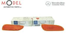 Mercedes-Benz Genuine Left&Right Side Marker 2098200121 & 2098200221 Set W209