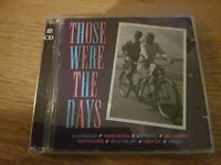 Those Were The Days -  CD