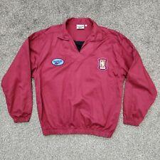 Aston Villa Reebok Drill Top 1995-97 M Med Medium Red Training Jacket Tracksuit