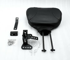 Adjustable Driver Rider Backrest For Harley 09-UP Street Electra Road Glide King