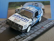 VW VOLKSWAGEN GOLF GTI 16V #4 RALLYE COTE D'IVOIRE 1987 ERIKSSON DIEKMANN 1/43