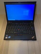 Lenovo THINKPAD x220i tablet 320 Go - 10 Go RAM-win10 Pro-z540