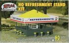 Atlas HO SCALE Refreshment Stand Building Kit #715~NEW in BOX