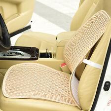 1Pc Car Seat Pad Massage Cushion Cover Waist Mesh Support Ventilation Summer