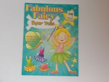 New ListingVintage Fabulous Fairy Paper Dolls new uncut