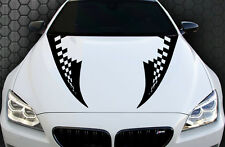 2x Rennstreifen Aufkleber Viperstreifen Dekorstreifen Racix Rallye Auto Streifen