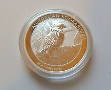 2014 Australian Kookaburra 1 Oz Fine Silver One Dollar 1 AUS $ Unze Silber Münze