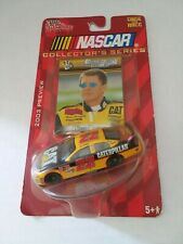 "2003 Preview Racing Champions Collectors Series 1:64 Die-Cast Ward Burton ""NEW"""