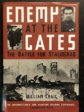ENEMY AT THE GATES WILLIAM CRAIG (Hardcover, 1973)