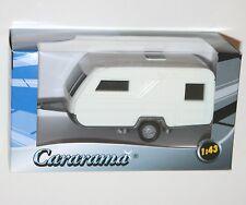 Cararama - CARAVAN (White) Model Scale 1:43